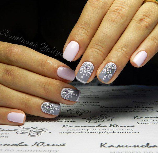 Inspiring Cool Fall Autumn Toe Nail Art Designs: Nails, Nail Art Design Gallery