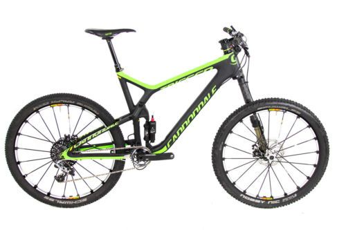 Bicycles Xl 20 Cannondale Trigger Team Carbon 1 Mountain Bike