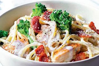 Creamy chicken pasta recipe nz womans weekly creamy chicken quick and easy pasta recipes nz forumfinder Image collections