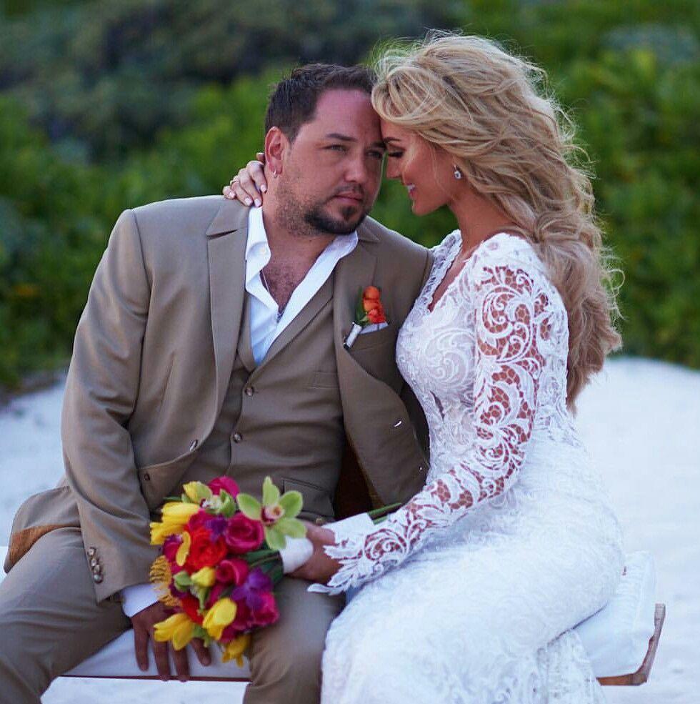 Jason Aldean And Jessica Wedding