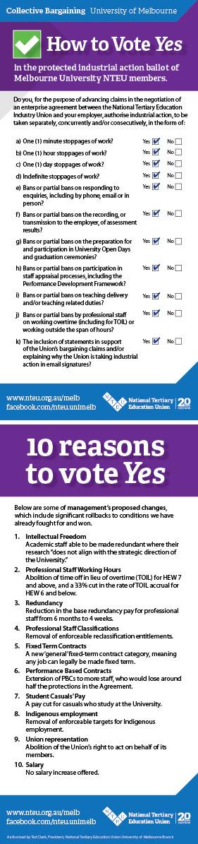 Vote flyer DL EB6 - Ballots Pinterest