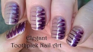 Download Video Dotting Tool Flower Nail Art For Spring Diy Easy Nails For Beginners Toothpick Nail Art Swirl Nail Art Simple Nail Art Designs