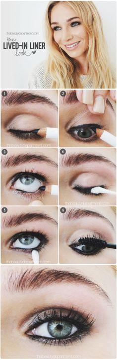- 15 Essential Eyeliner Tutorials - Heart Over Heels