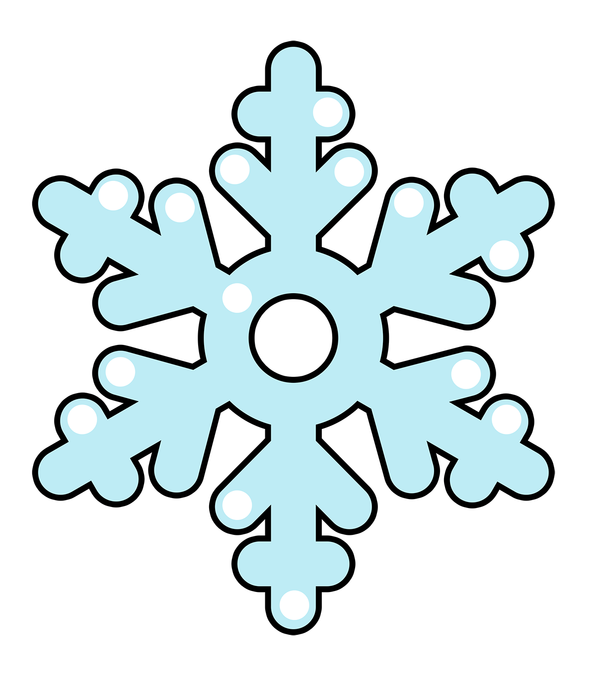 use this clip art whenever you are required to show an image of a rh pinterest com snowflake clipart transparent background snowflake clipart background