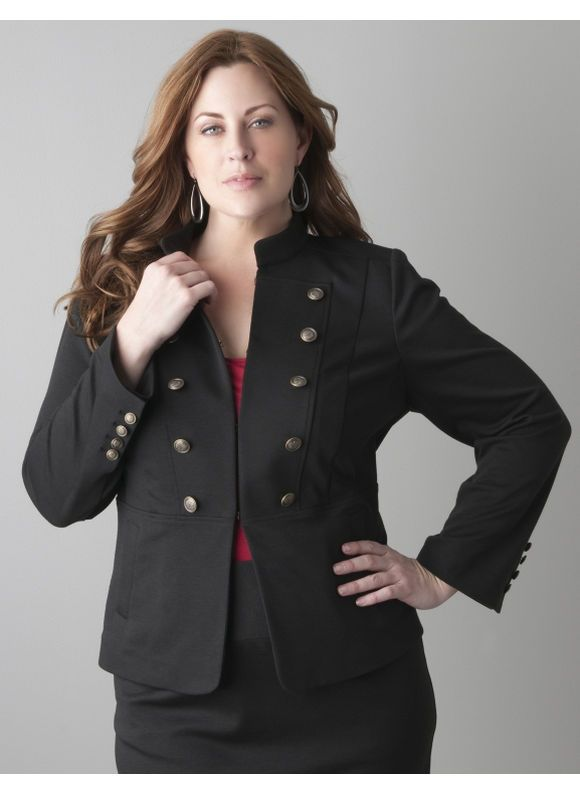 plus size womens business attire | Before you begin ...
