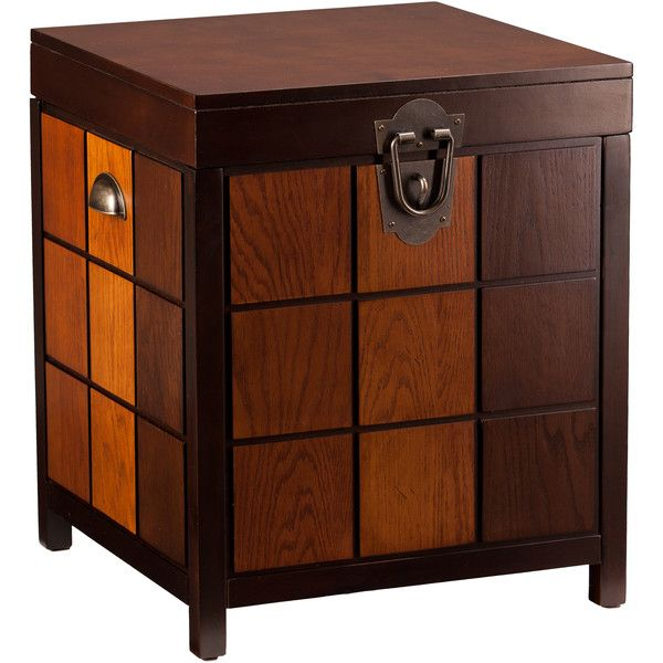 Harper Blvd Huxley Trunk Side End Table 227 Liked On