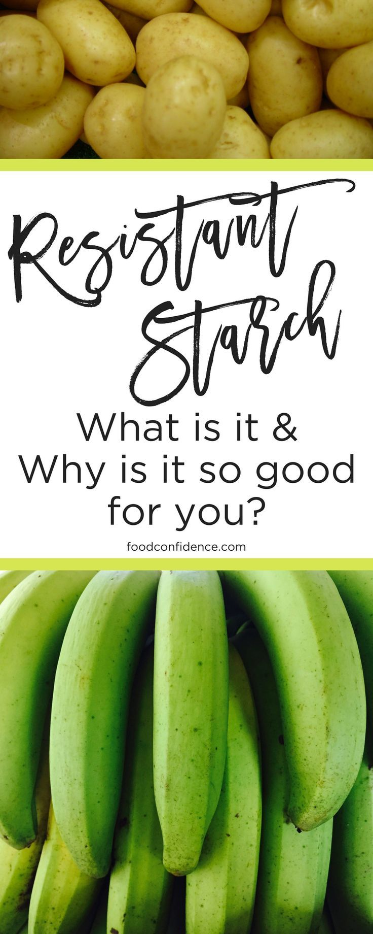 Resistant Starch: What Is It, and Why Is It Good for You #resistant #starch #healthyrecipes
