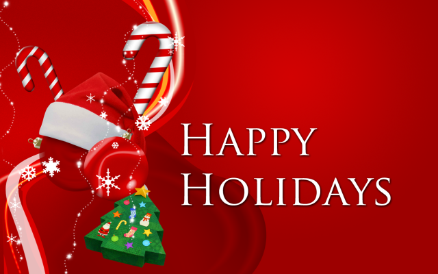 Happy Holidays Wallpaper Background Abstract Wallpapers Happy