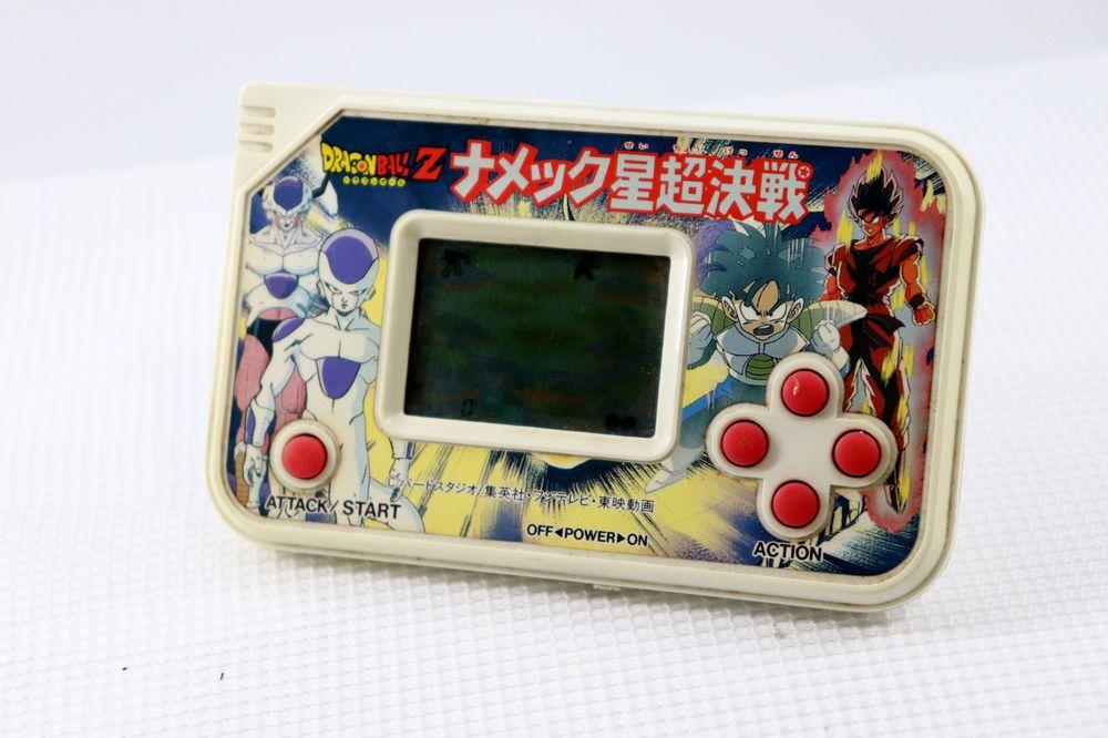 Bandai LCD Handheld Game Pocket Club P1 mini Dragon Ball