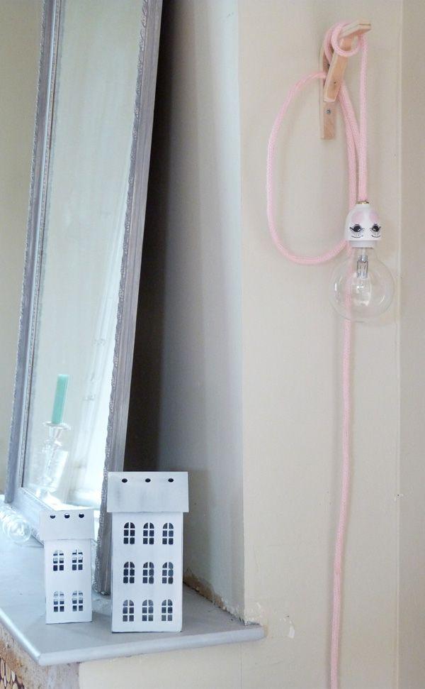 Lampe baladeuse tricotin couture turbulences blog d coration chambre enfant tricotin et - Blog couture deco maison ...