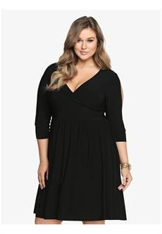 8f3f4d0a5e3 fullbeauty offers you the best selection of plus size dresses available now  online.