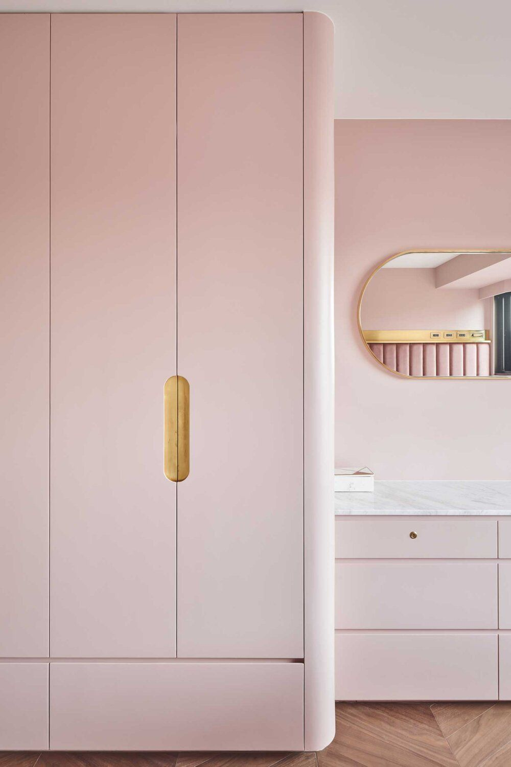 Cultures and Colours Converge in This Taipei Apartment — Design Anthology