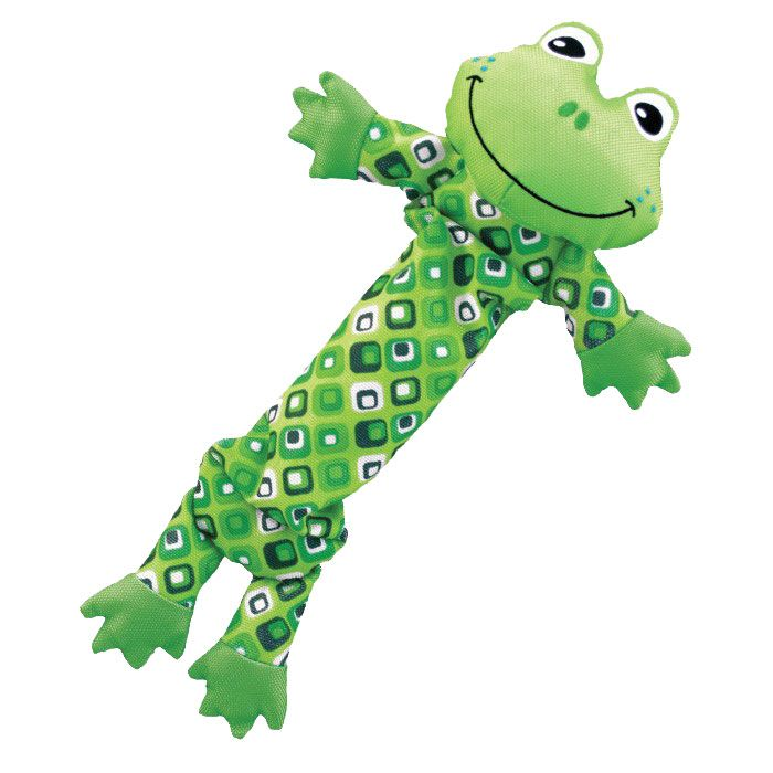 Kong Stretchezz Frog Dog Toy Large Kong S Stretchezz Toy