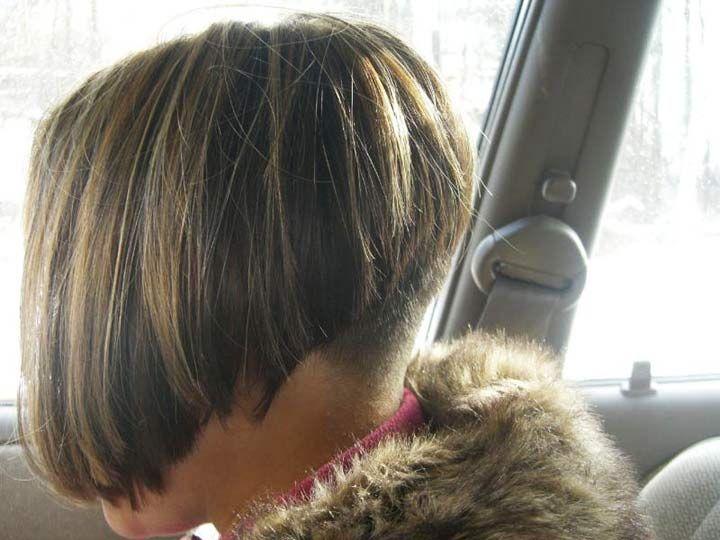 Sensational Short Back Bobbed Beautifully Suggestions Pinterest Bobs Hairstyle Inspiration Daily Dogsangcom