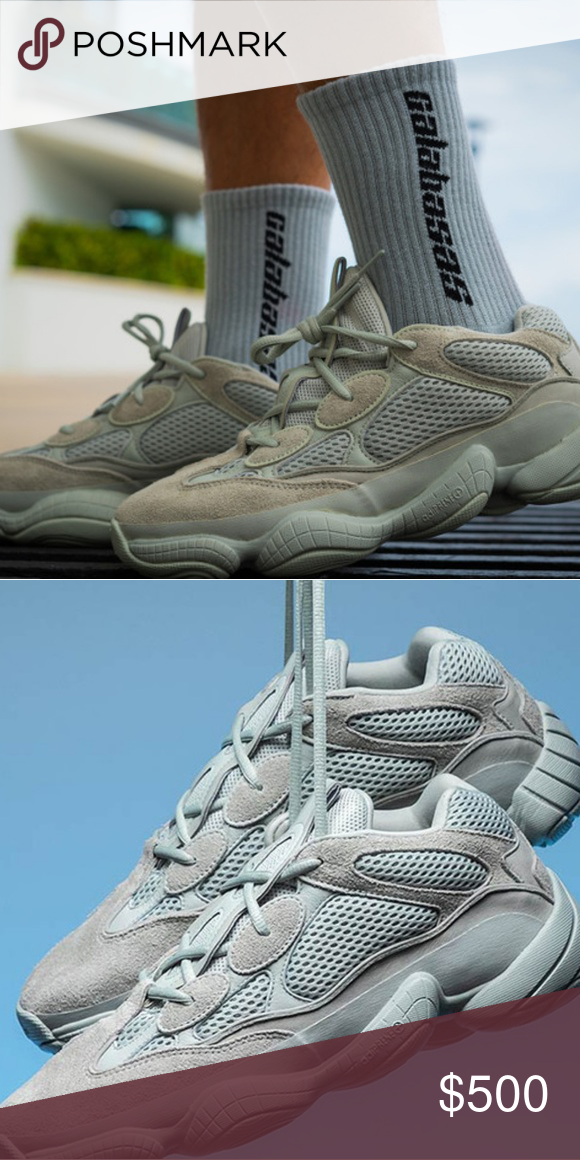 new products 84ffe ccb82 ADIDAS YEEZY 500 SALT size10.5 Brand new from adidas website ...