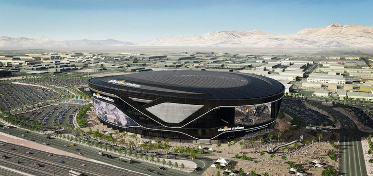 Stadium Projects Scoring Construction Goals In 2020 How Are Stadiums Keeping Up With Visitors Expectations Two Las Vegas Las Vegas Entertainment Stadium