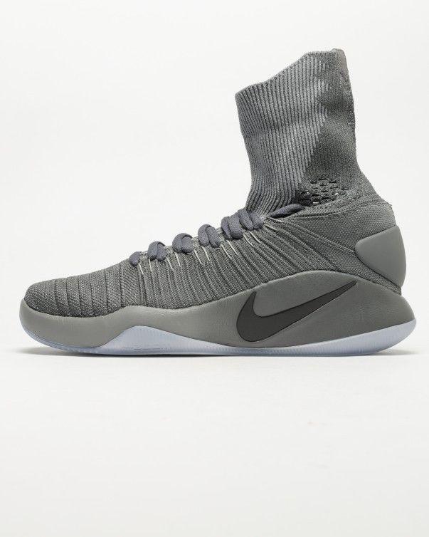 Nike Hyperdunk 2016 Fk Cool Grey 843390 002 Nike Basketballshoes