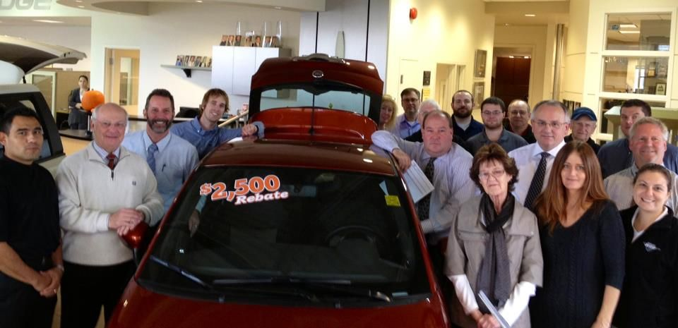 Oxford Dodge Chrysler Jeep took the Pledge today. pinned ...