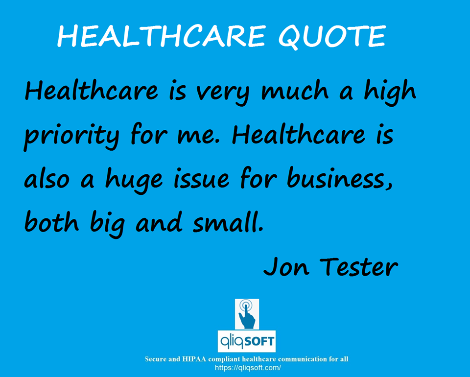 Pin by qliqSoft on Healthcare Famous Quotes Pinterest Health Stunning Healthcare Quotes