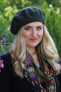 064a4ba1 Brigette Classic Wool Beret By Parkhurst Hats   Cute & Cozy Fall ...