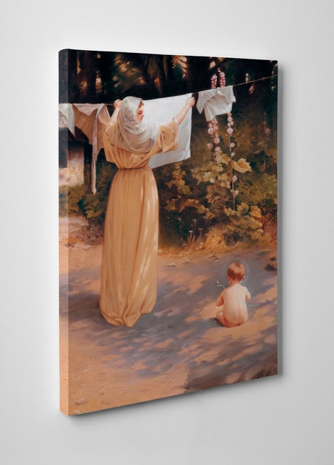 Polish Madonna Gallery Wrapped Canvas Gallery Wrap Canvas Gallery Wraps Wrapped Canvas
