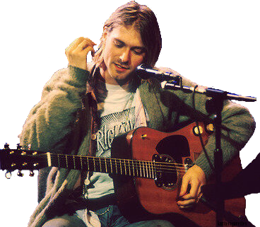 For Kurt Cobain!