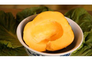 How To Cook An Acorn Squash In The Microwave Acorn Squash Acorn
