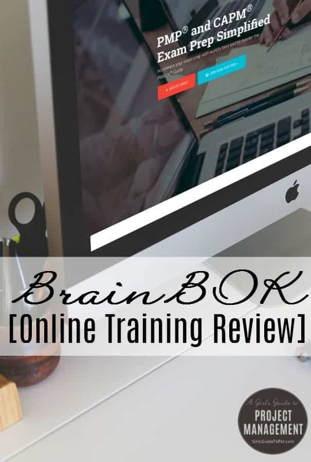BrainBOK Review PMP and CAPM Training [2020] in 2020