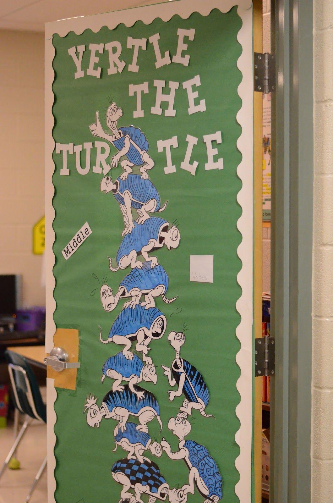 Dr. Seuss Tour of Doors | Seuss crafts, Dr seuss crafts ...
