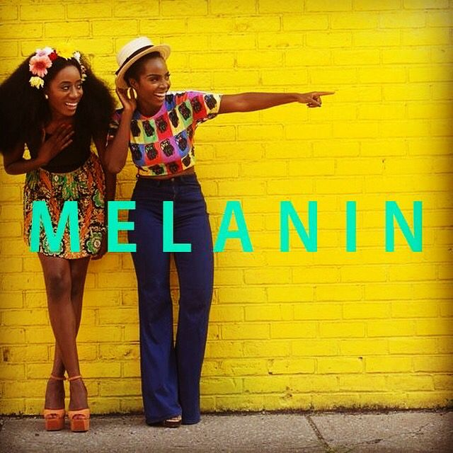 Image result for melanin is beautiful