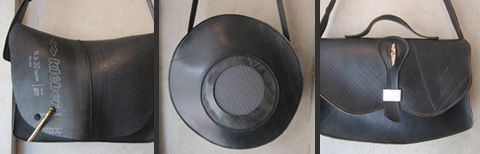 Épinglé par kurt vermaak sur Upcycled Bicycle and Rubber Products on