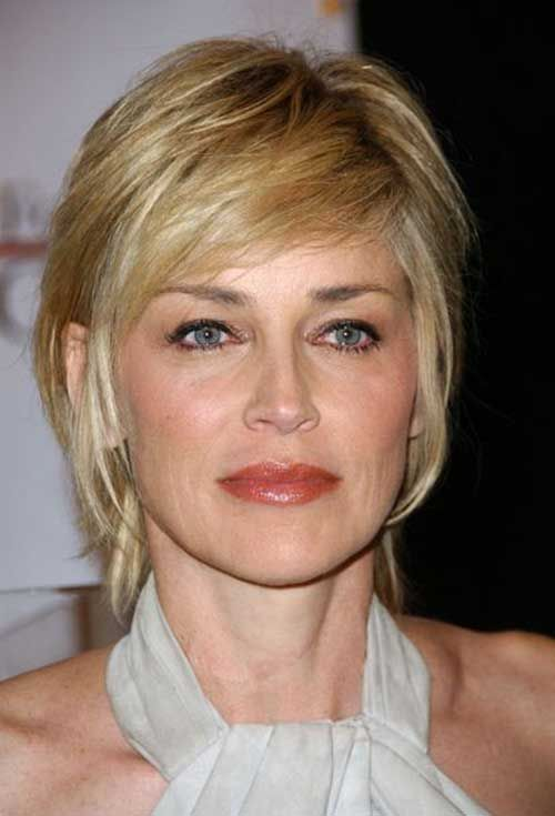 Beautiful Short Hairstyles For Thin Fine Hair Ideas Taylorkinney Us