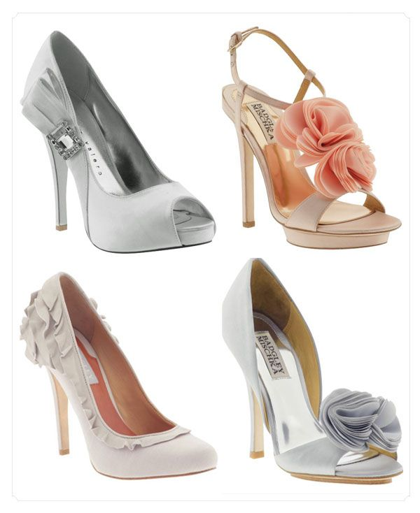 17 Best images about Schoenen bruid / Bride shoes on Pinterest ...