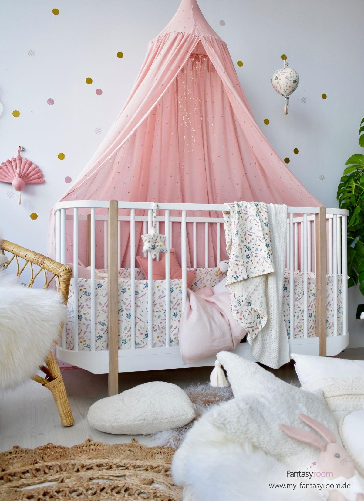 Babyzimmer In Altrosa Creme Bei Fantasyroom Online Kaufen Kleinkind Madchen Zimmer Kinderzimmer Fur Madchen Baby Zimmer Grau