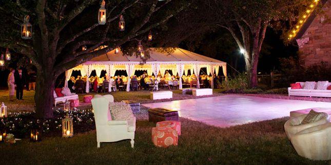 Wedding Dance Floor Ideas