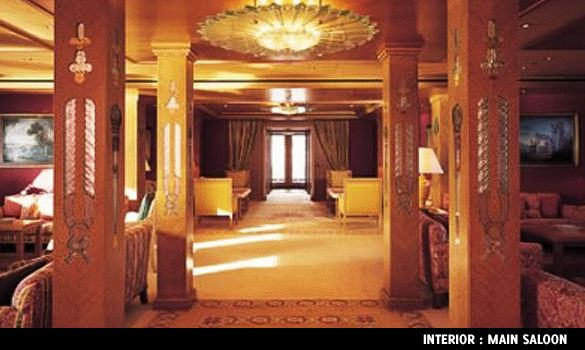 Indian Empress, Owned By Vijay Mallya, Luxury, Lavish, Rich, Richmenslife,  Beautiful, Interior, Seas, Transport, Private