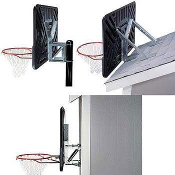 Lifetime 9594 Basketball Backboard And Rim Mounting Bracket #holiday #gifts  #giftsforguys