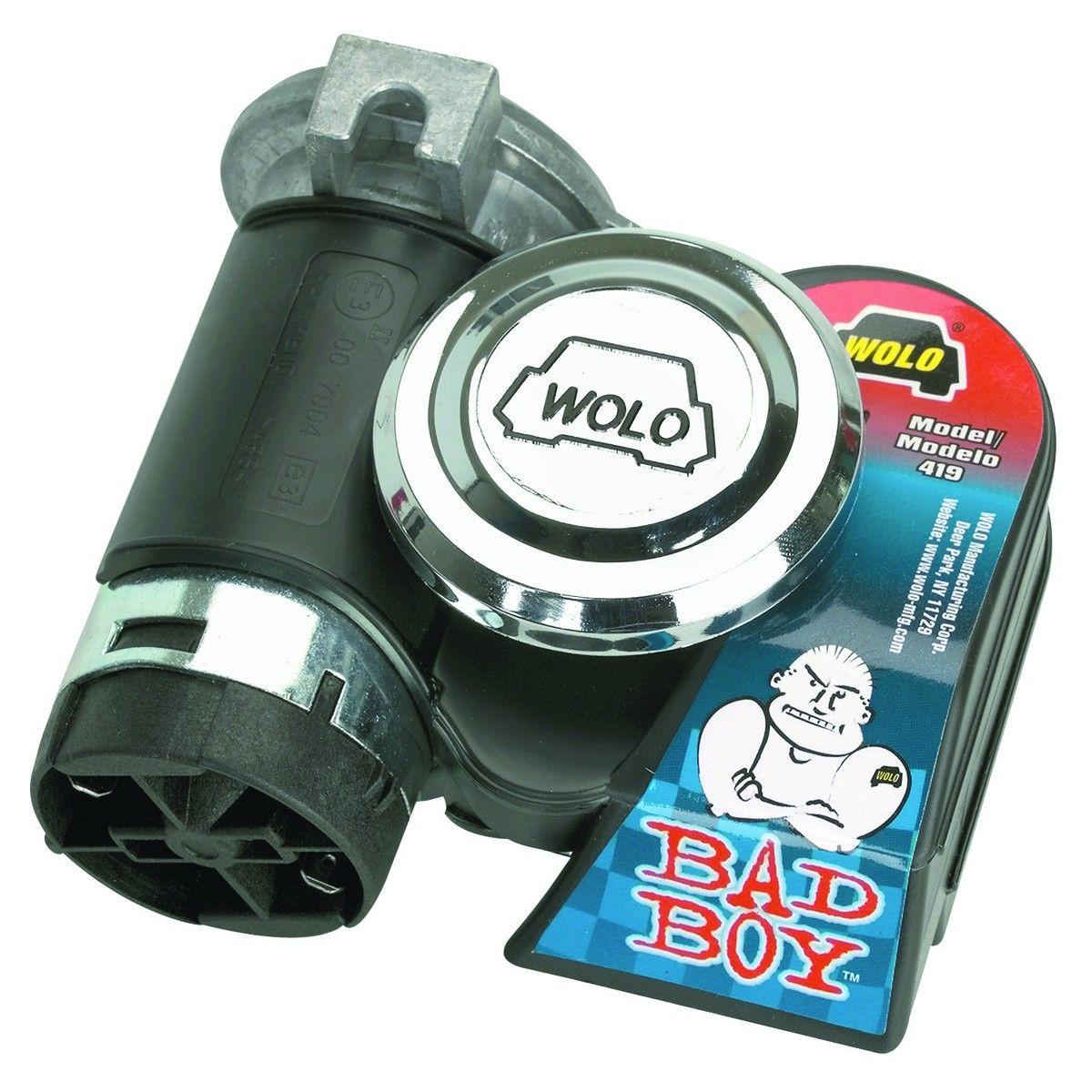 Bad Boy™ 12V Air Horn Bad boys, Horns, Air compressor