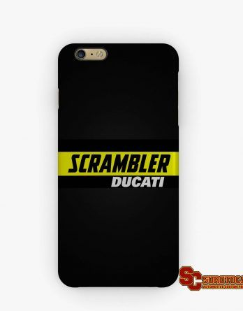 Apple iPhone 6 / 6S SCRAMBLER Series