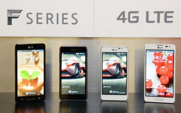 Los LG Optimus F5 y F7 integran la nueva línea de smartphones de la compañía coreana, con características de gama media y alta, además de incorporar conectividad LTE.