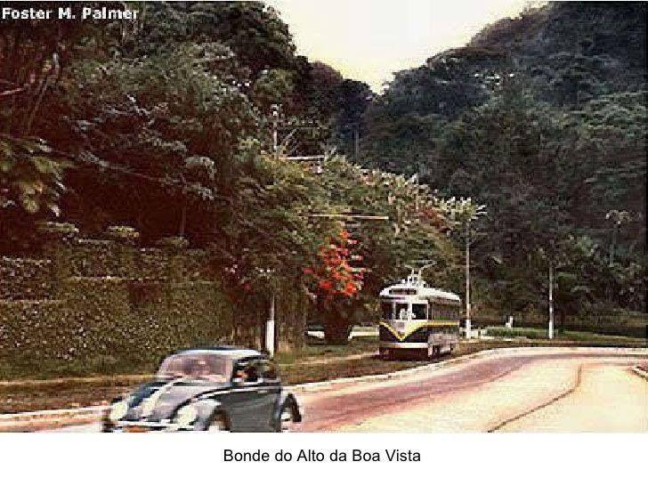 Alto Da Boa Vista Anos 60 Rio De Janeiro Rio Fotos Antigas