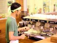 Profissão barista - a arte de preparar e servir café