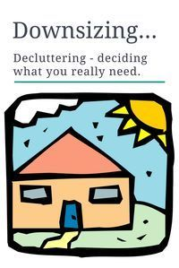 Downsizing What Do You Really Need Declutter Declutter