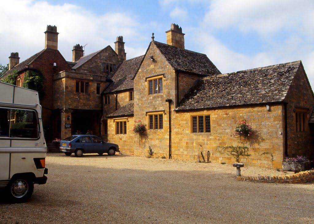 Manor House in Broadway/Cotswold http://www.panoramio.com/photo_explorer