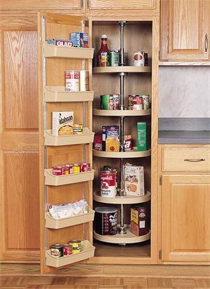 Rev-A-Shelf 6065-20-11-52 20 Diameter Full Circle Pantry Cabinet Shelves