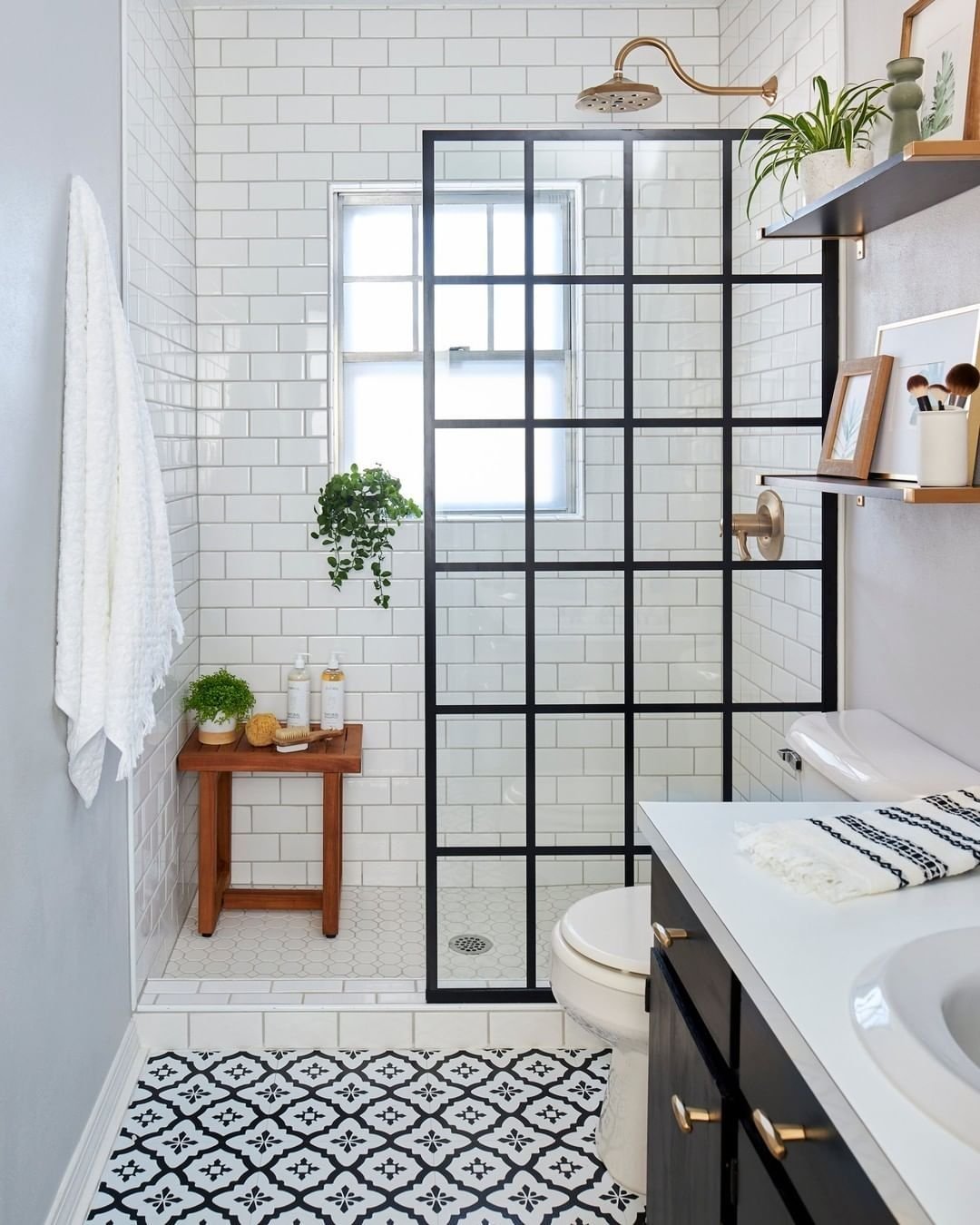 Small Bathroom Makeover, Small