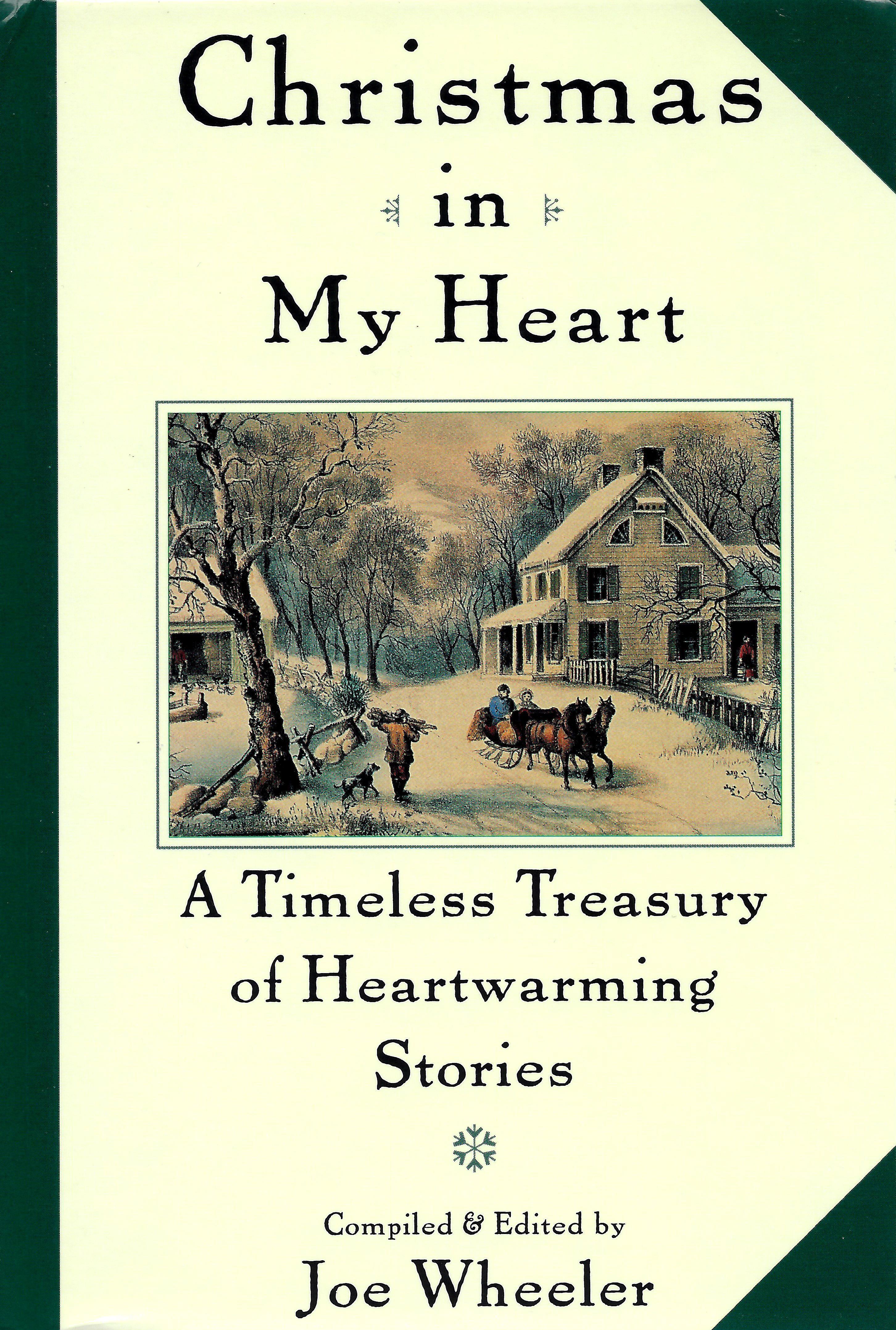 A treasury of heartwarming Christmas stories