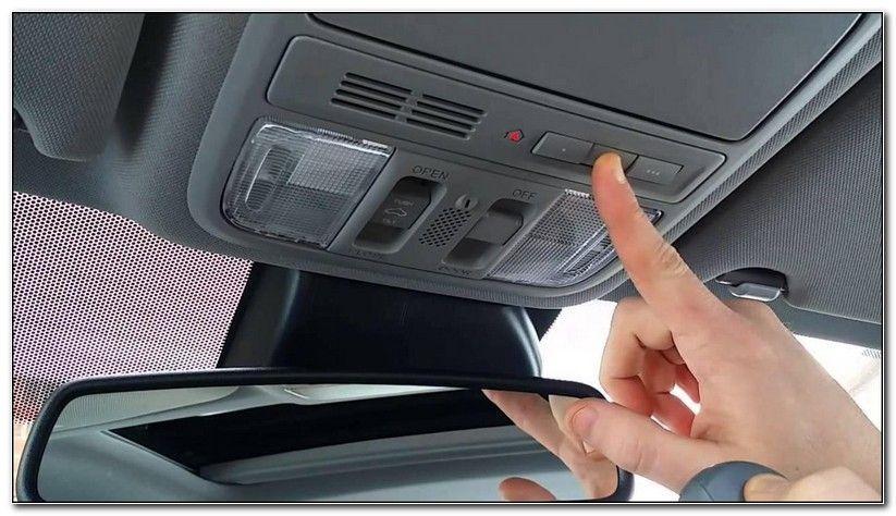 Honda Crv Garage Door Opener 2018 Garage Door Opener Garage Doors Honda Accord