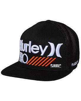 HURLEY PRO FLEXFIT HAT -  29.50 Clothing Logo 587d13072dfd