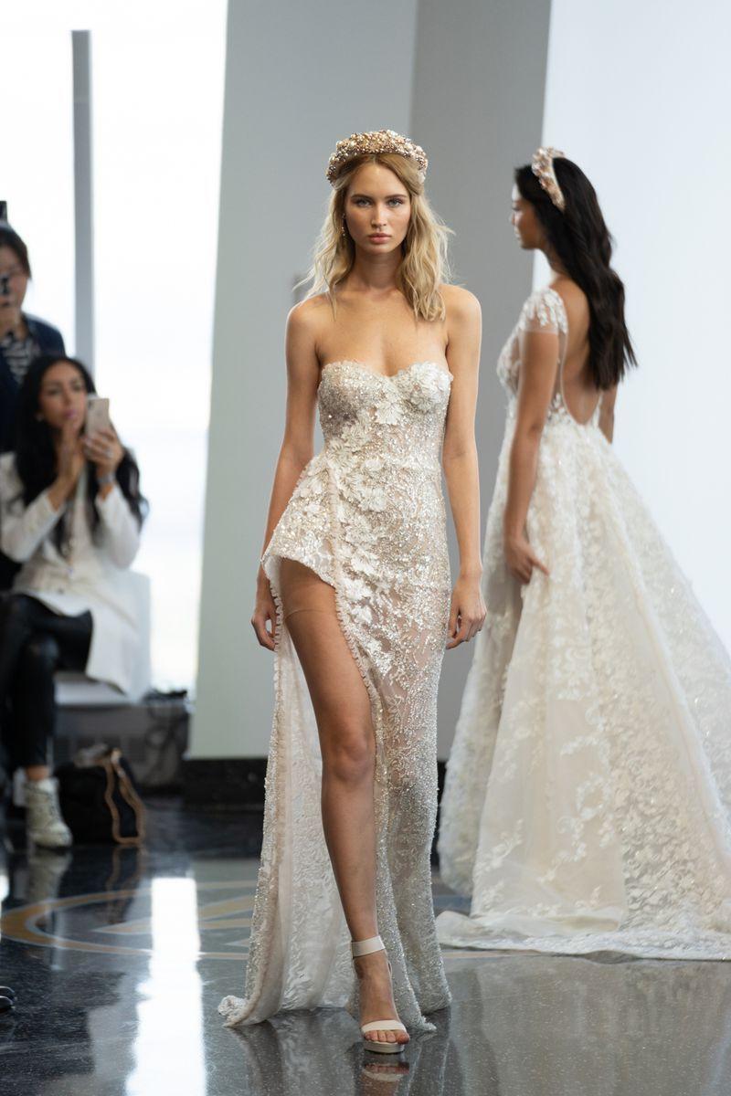 Berta Bridal Fall 2020 #bertaweddingdress